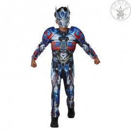 Optimus Prime Transformers 5 Deluxe LS x