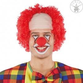 Klaun - karnevalová paruka