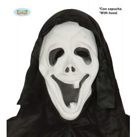 Maska vřískot se zubem D