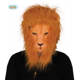 Maska lva s hřívou D