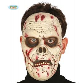 Pěnová maska mrtvoly