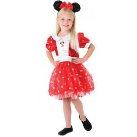 Minnie M Red Puff Ball L - D