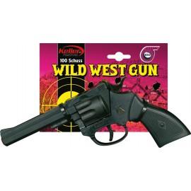 Plastová pistole Rocky 100 ran D