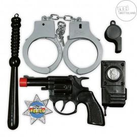 Policejní set dětský D