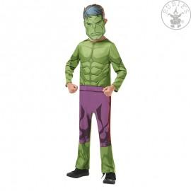 Hulk Avengers Assemble Classic - licenční kostým