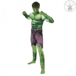 Hulk Avengers Assemble Muscle Chest - Adult x