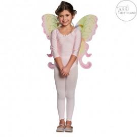 Dětská motýlí křídla duhová D