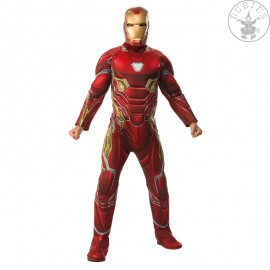 Iron Man Infinity War Deluxe x