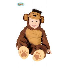 Opička - kostým 1 - 2 roky.