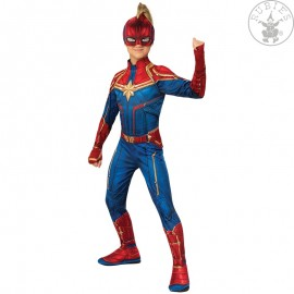 Captain Marvel Hero Suit Classic