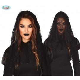 Závoj černá vdova