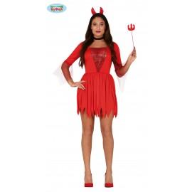 LADY DEVIL - kostým