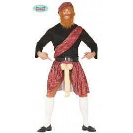 Opravdový Skot - kostým