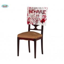 Horror potah na židli