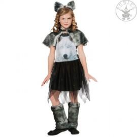 Tmavá vlčice - kostým D