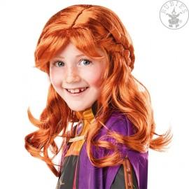 Anna Wig Frozen II Child - dětská paruka