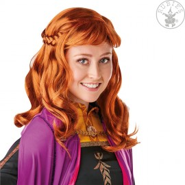 Anna Frozen 2 Wig - Adult