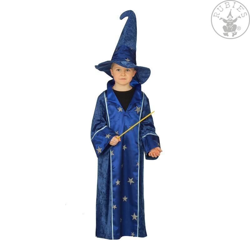 Kouzelník nový - dětský karnevalový kostým 37990550a54