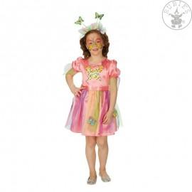 Motýlek - dětský karnevalový kostým D
