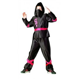 Ninja red - kostým D