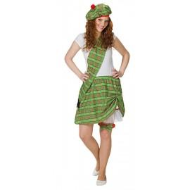 Skotka - kostým D