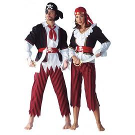 Pirátka - kostým D