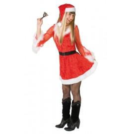 Vánoční dívka D