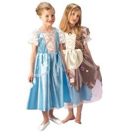 Cinderella obojstranný kostým - licenční kostým D