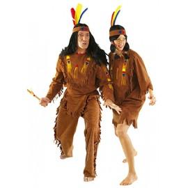 Indiánka - kostým D