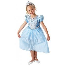 Kostým Sparkle Cinderella - licenční kostým D