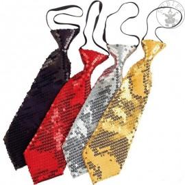 Kravata flitrová