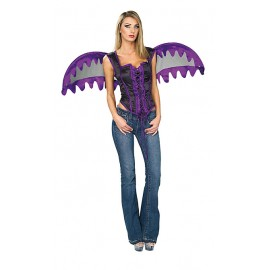 Purple Bodice D