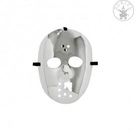 Maska Hockey stříbrná D