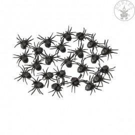 24 malých pavouků D