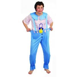 Mimino modré - velikost 52 - 54 D Pánské kostýmy