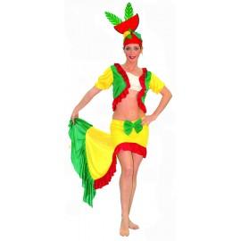 Kubánka - kostým D