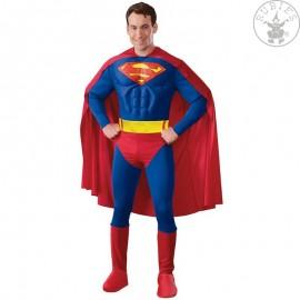 Superman - licenční kostým pro dospělé x