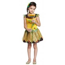 Kostým slunečnice D