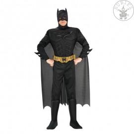 Deluxe Batman Adult M (880671) - licenční kostým Batman