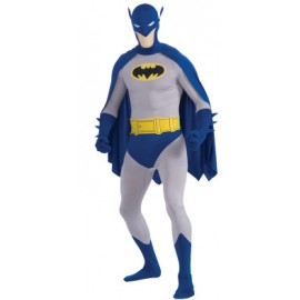 2nd Skin Batman - licenční kostým x