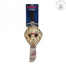 Jason maska+mačeta - licence