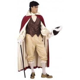 Casanova - kostým