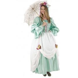 Hraběnka - kostým