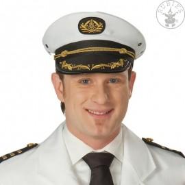 Kapitánská čepice bavlněná