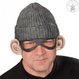 Gangsterská čepice s maskou D