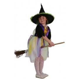 Čarodějka - kostým