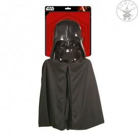 Dětský kostým Darth Vader maska+plášť - licence