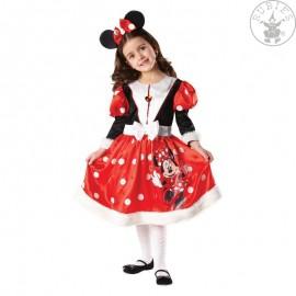 Minnie Mouse Winter Wonde - licenční kostým D