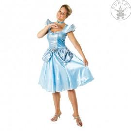 Popelka - kostým pro dospělé - licenční kostým D