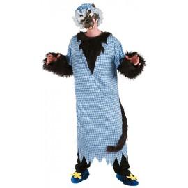 Karnevalový kostým Big Bad Wolf - OSZ D